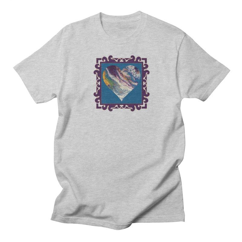 Majestic Men's Regular T-Shirt by Creations of Joy's Artist Shop