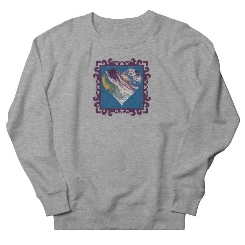 Majestic Women's French Terry Sweatshirt by Creations of Joy's Artist Shop