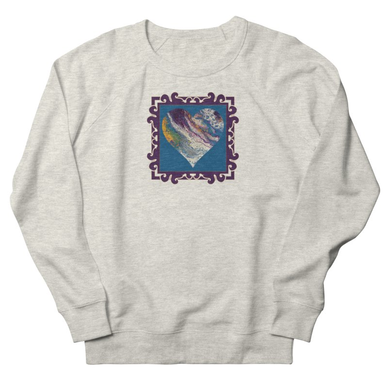 Majestic Women's French Terry Sweatshirt by Creations of Joy's Artist Shop