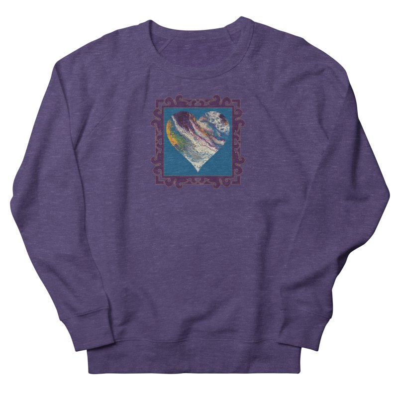 Majestic Men's French Terry Sweatshirt by Creations of Joy's Artist Shop