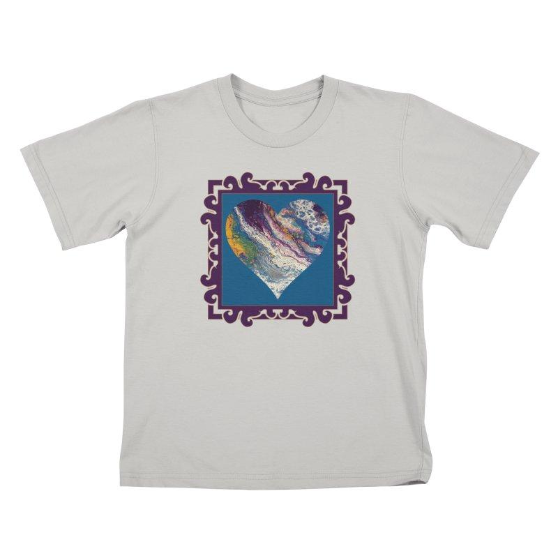 Majestic Kids T-Shirt by Creations of Joy's Artist Shop