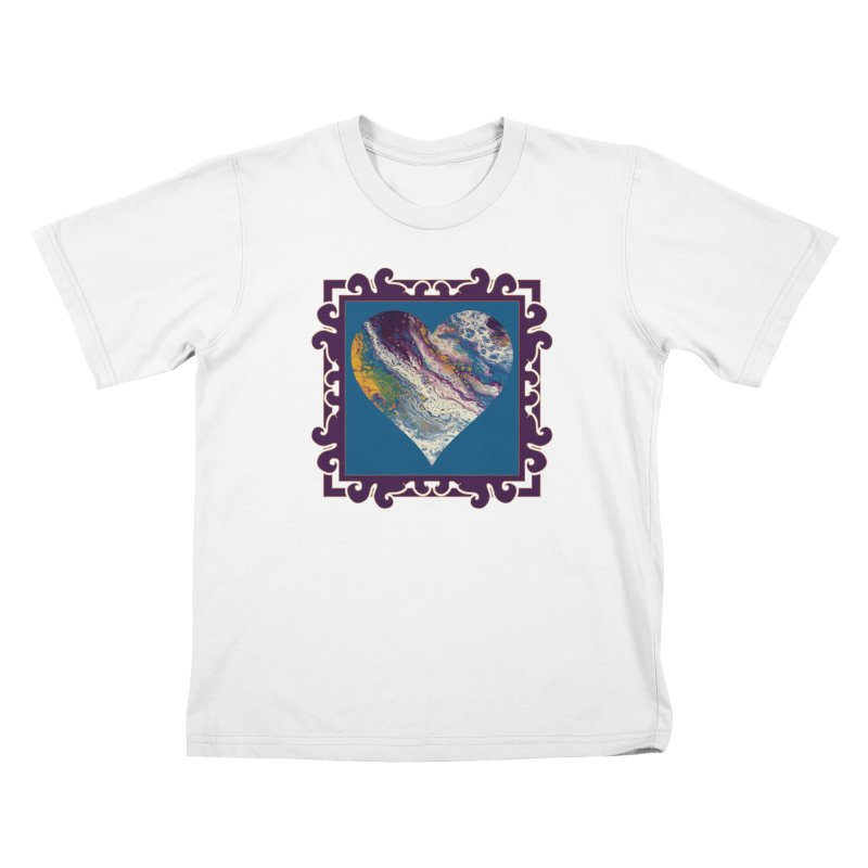 Majestic Kids T-Shirt by Creations of Joy's Artist Shop