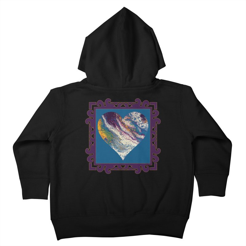 Majestic Kids Toddler Zip-Up Hoody by Creations of Joy's Artist Shop