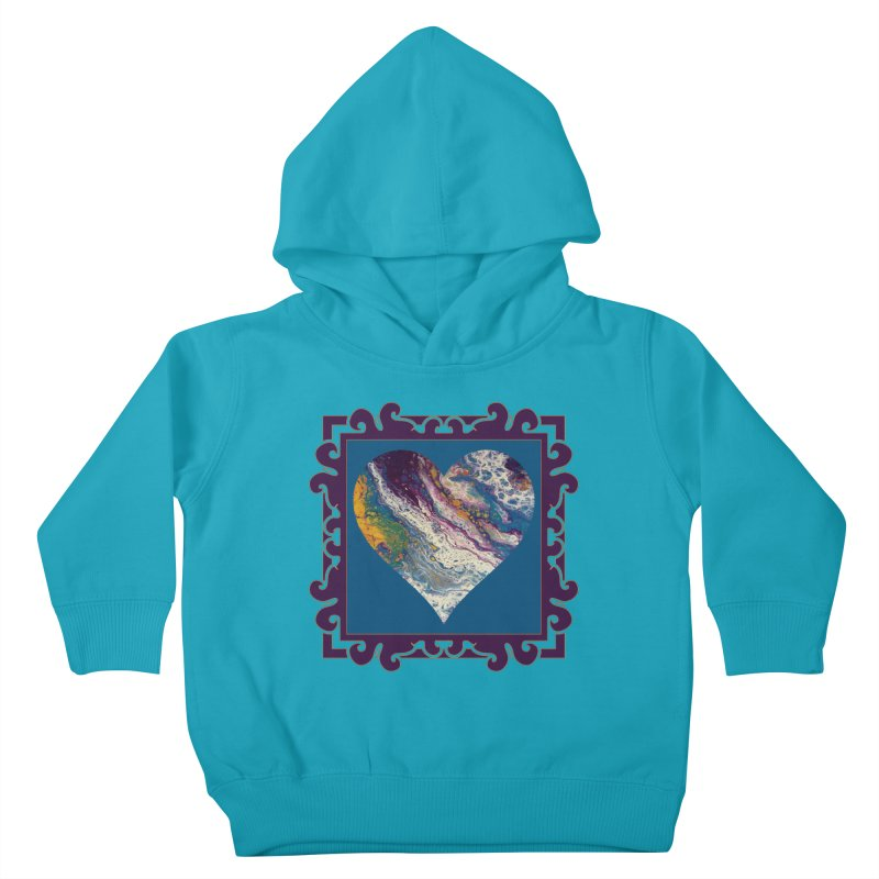 Majestic Kids Toddler Pullover Hoody by Creations of Joy's Artist Shop
