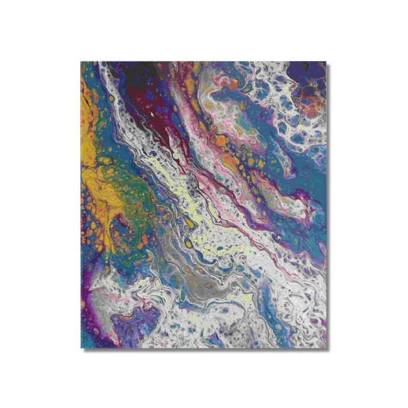 Majestic Home Mounted Acrylic Print by Creations of Joy's Artist Shop