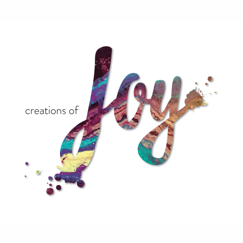 Creations of Joy's Artist Shop Logo