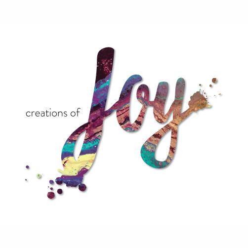 Creations of Joy's Artist Shop Logo