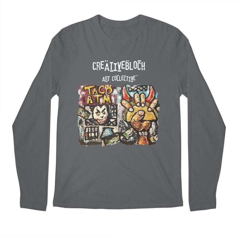 CREATIVEBLOCH ART COLLECTIVE Men's Longsleeve T-Shirt by creativebloch.com