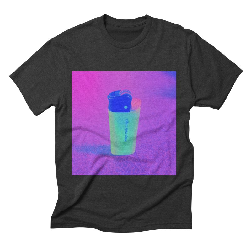 vaporwave lighter   by creativedino