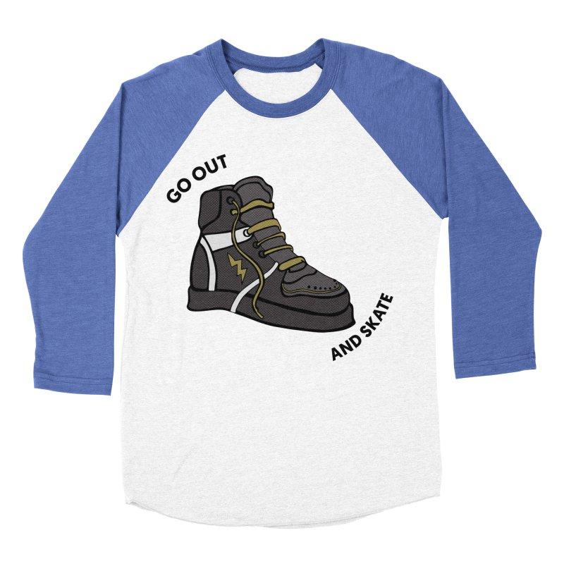 Go Out and Skate   by creativedino