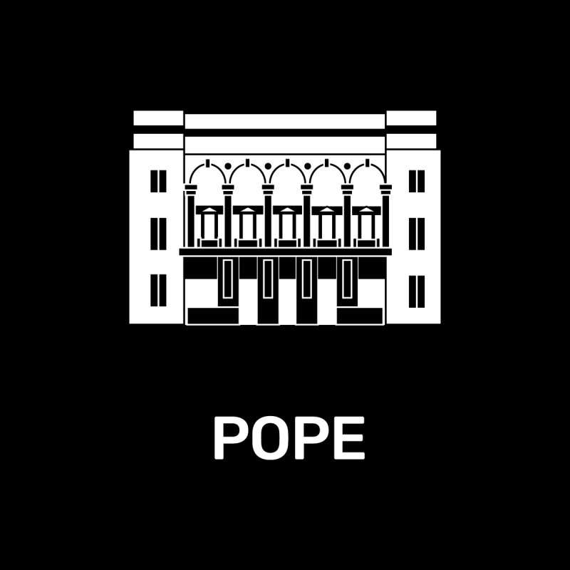 POPE by creativegrounds's Artist Shop