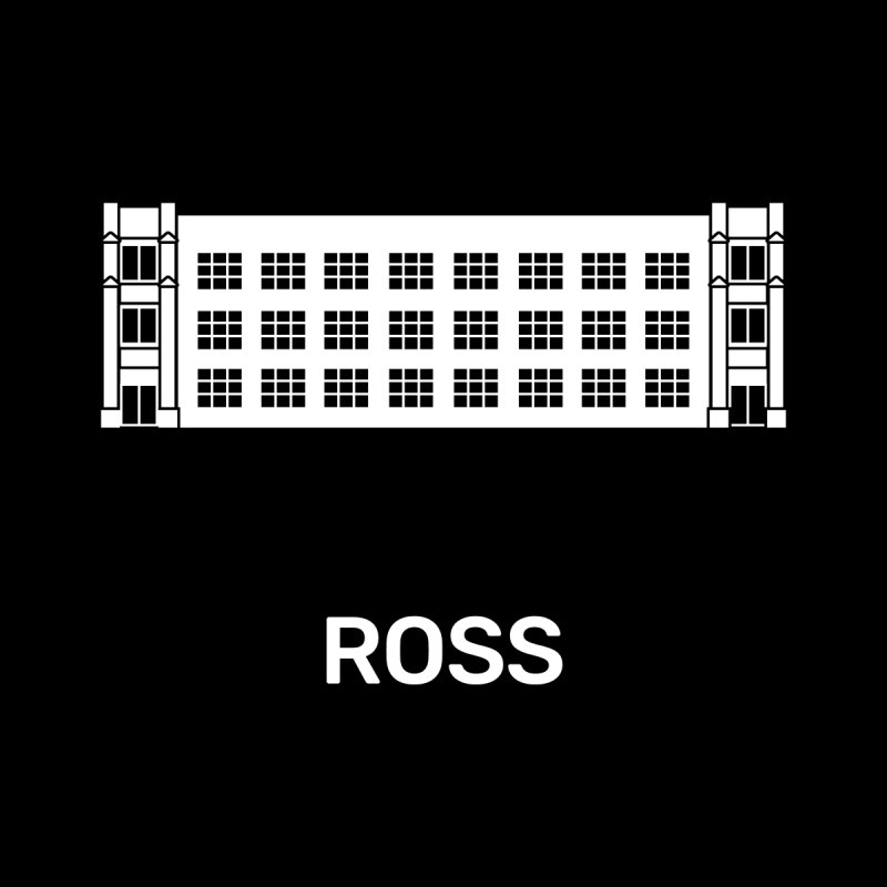 ROSS Men's T-Shirt by creativegrounds's Artist Shop