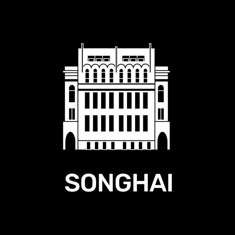 SONGHAI by creativegrounds's Artist Shop