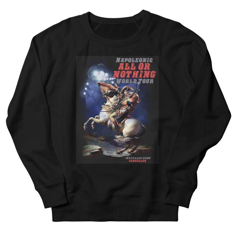 Napoleonic World Tour Women's Sweatshirt by creativehack's Artist Shop