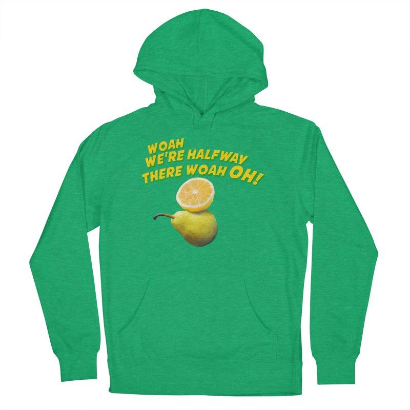 Lemon on a pear Women's Pullover Hoody by creativehack's Artist Shop