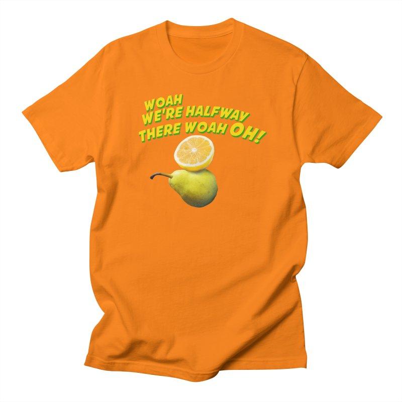 Lemon on a pear Women's Unisex T-Shirt by creativehack's Artist Shop