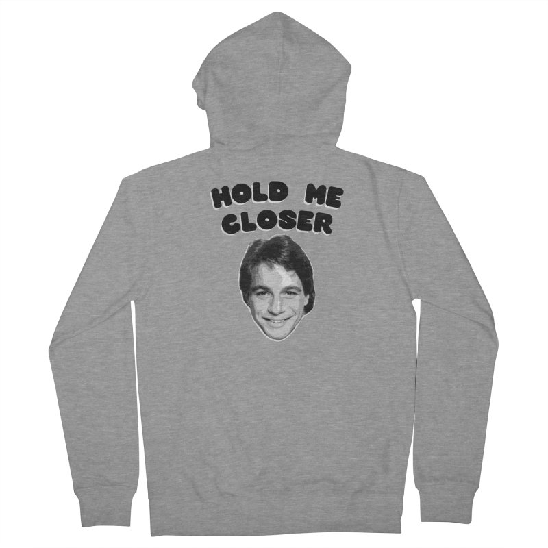 Hold me closer Women's Zip-Up Hoody by creativehack's Artist Shop