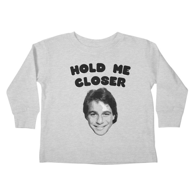 Hold me closer Kids Toddler Longsleeve T-Shirt by creativehack's Artist Shop