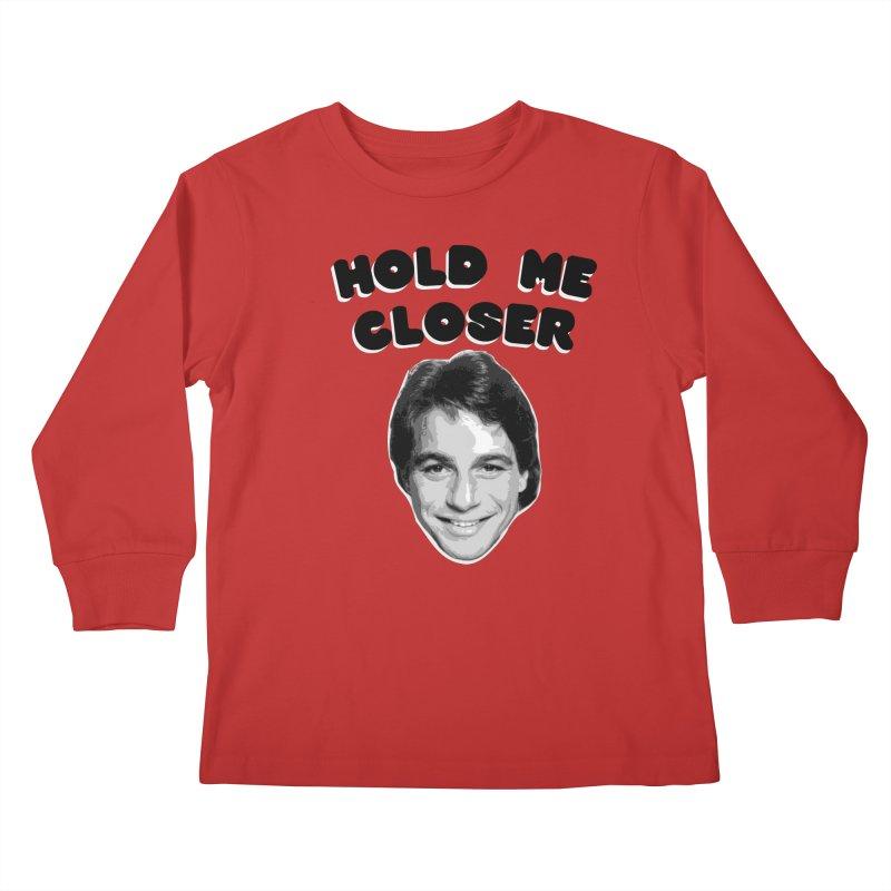 Hold me closer Kids Longsleeve T-Shirt by creativehack's Artist Shop