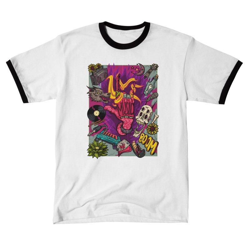 Live The Music Now Women's T-Shirt by creativosindueno's Artist Shop