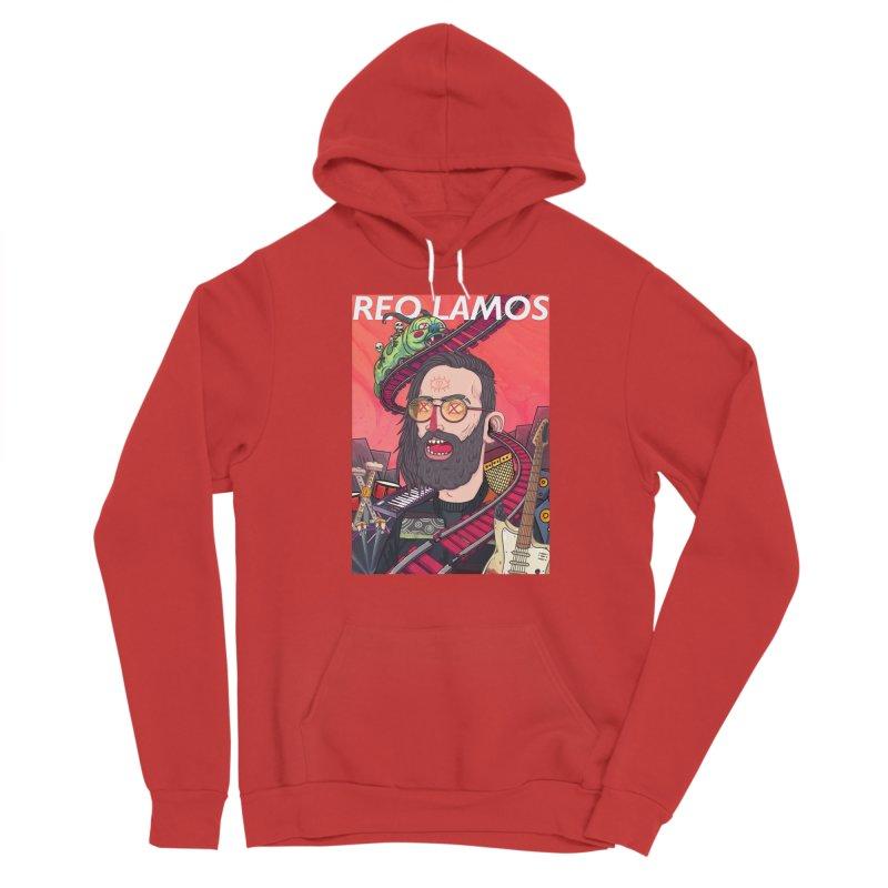 ReoLamos Women's Pullover Hoody by creativosindueno's Artist Shop