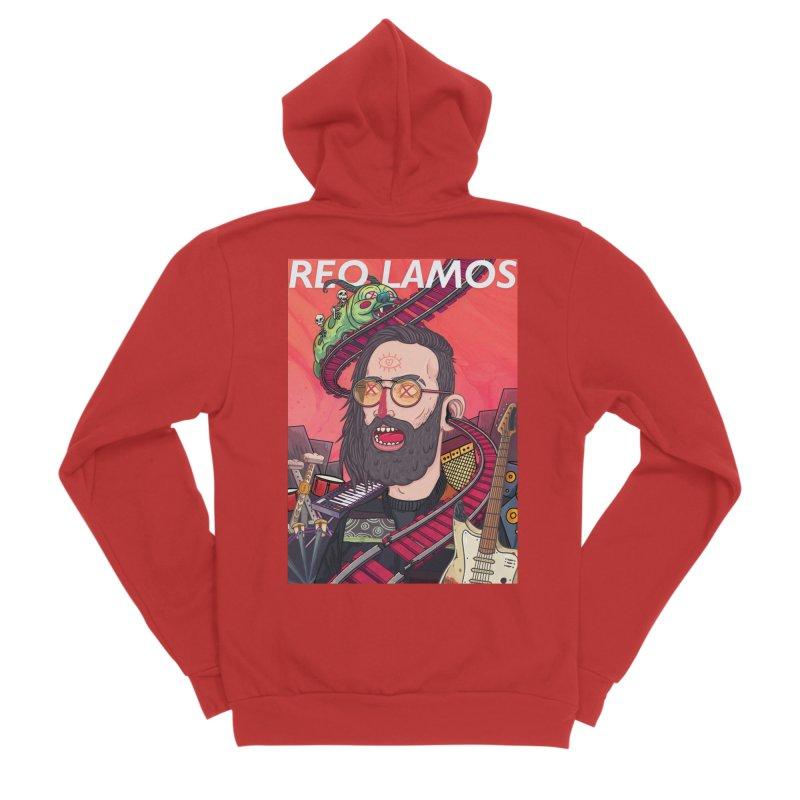 ReoLamos Women's Zip-Up Hoody by creativosindueno's Artist Shop
