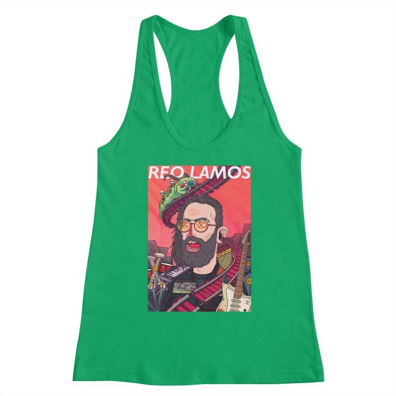 ReoLamos Women's Tank by creativosindueno's Artist Shop