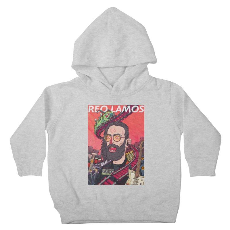 ReoLamos Kids Toddler Pullover Hoody by creativosindueno's Artist Shop