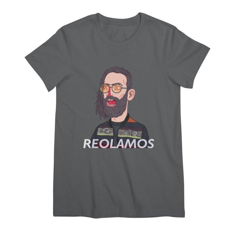 ReoLamos 2 Women's T-Shirt by creativosindueno's Artist Shop