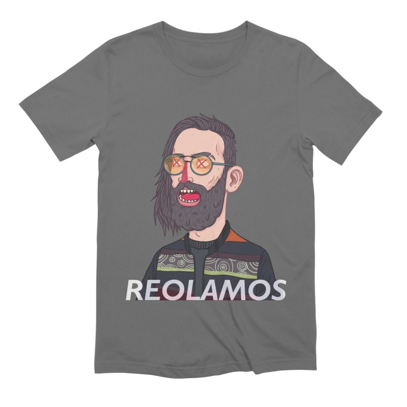 ReoLamos 2 Men's T-Shirt by creativosindueno's Artist Shop