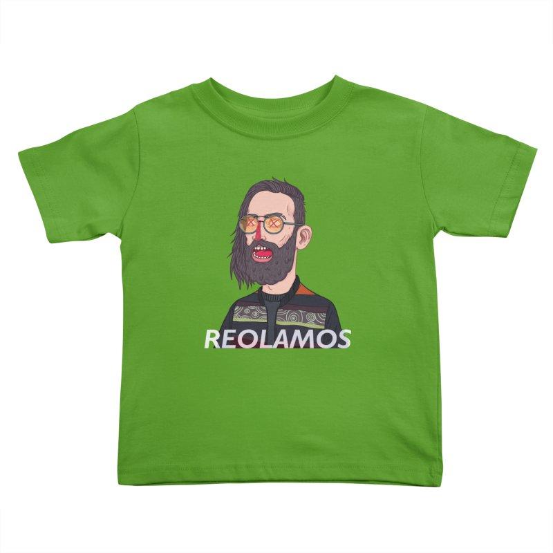ReoLamos 2 Kids Toddler T-Shirt by creativosindueno's Artist Shop