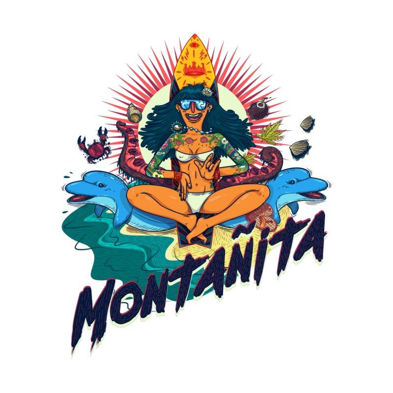 Montañita Home Throw Pillow by creativosindueno's Artist Shop
