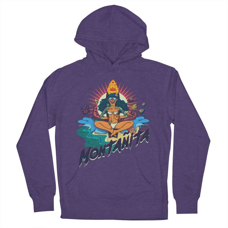 Montañita Men's Pullover Hoody by creativosindueno's Artist Shop