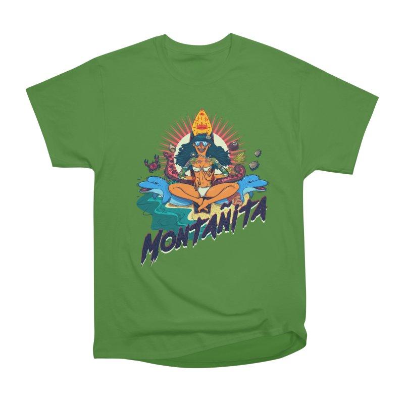 Montañita Women's Classic Unisex T-Shirt by creativosindueno's Artist Shop