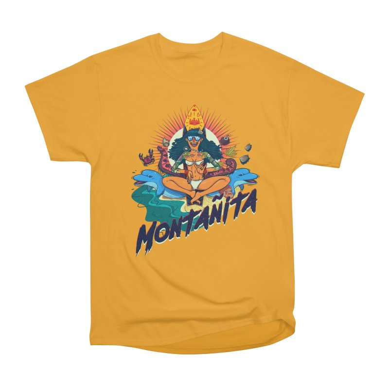 Montañita Men's Classic T-Shirt by creativosindueno's Artist Shop