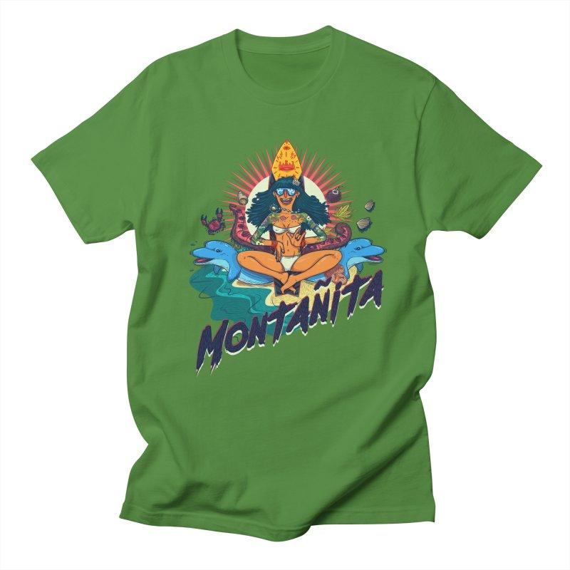 Montañita Women's Unisex T-Shirt by creativosindueno's Artist Shop