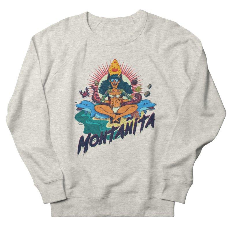 Montañita Women's Sweatshirt by creativosindueno's Artist Shop
