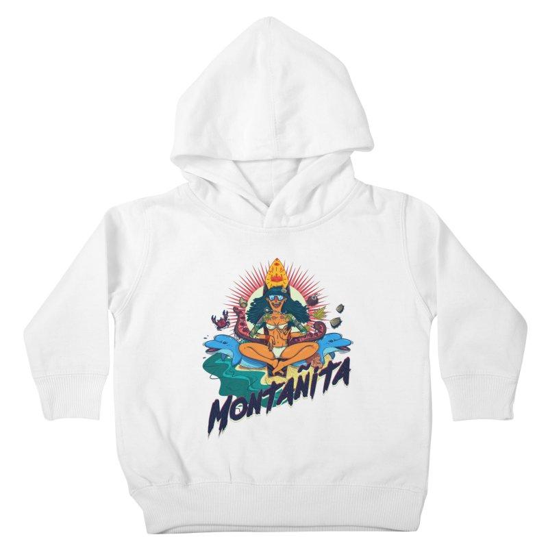 Montañita Kids Toddler Pullover Hoody by creativosindueno's Artist Shop