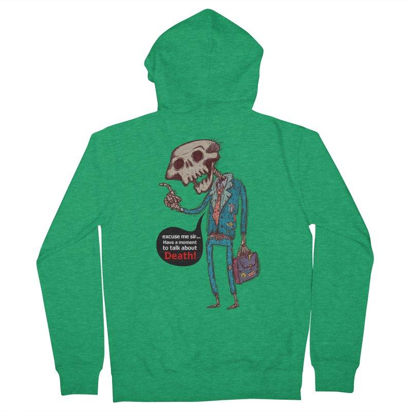Death Religion Women's Zip-Up Hoody by creativosindueno's Artist Shop