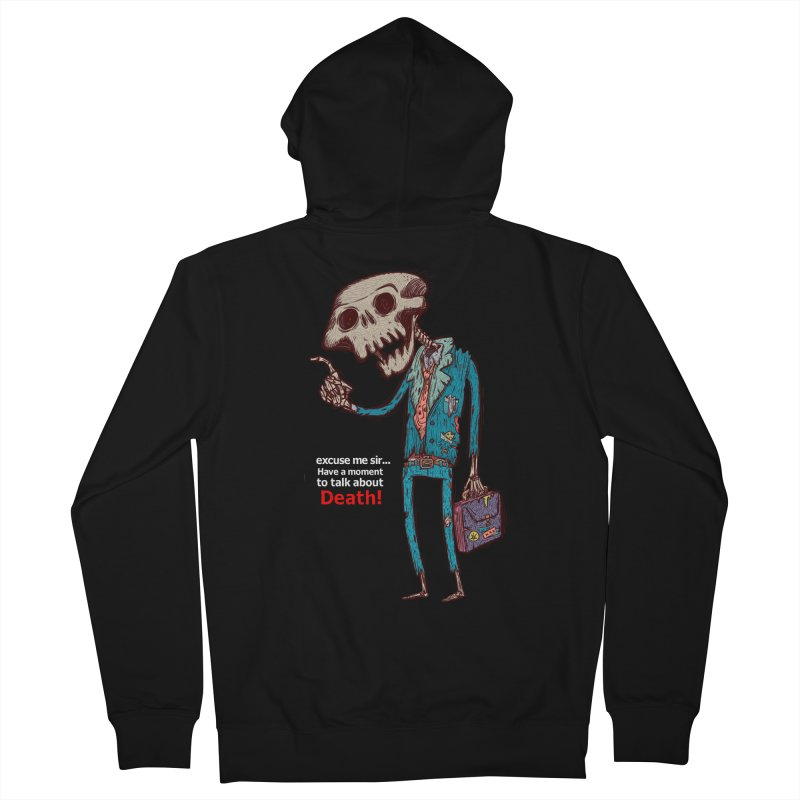 Death Religion Women's Zip-Up Hoody by creativosindueno's Artist Shop