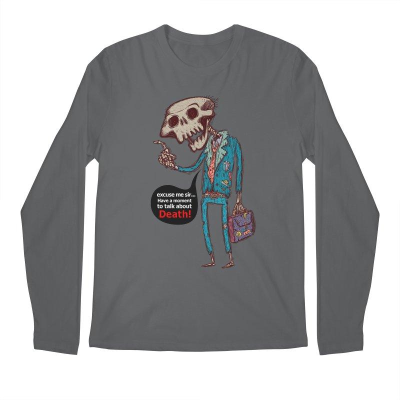 Death Religion Men's Longsleeve T-Shirt by creativosindueno's Artist Shop