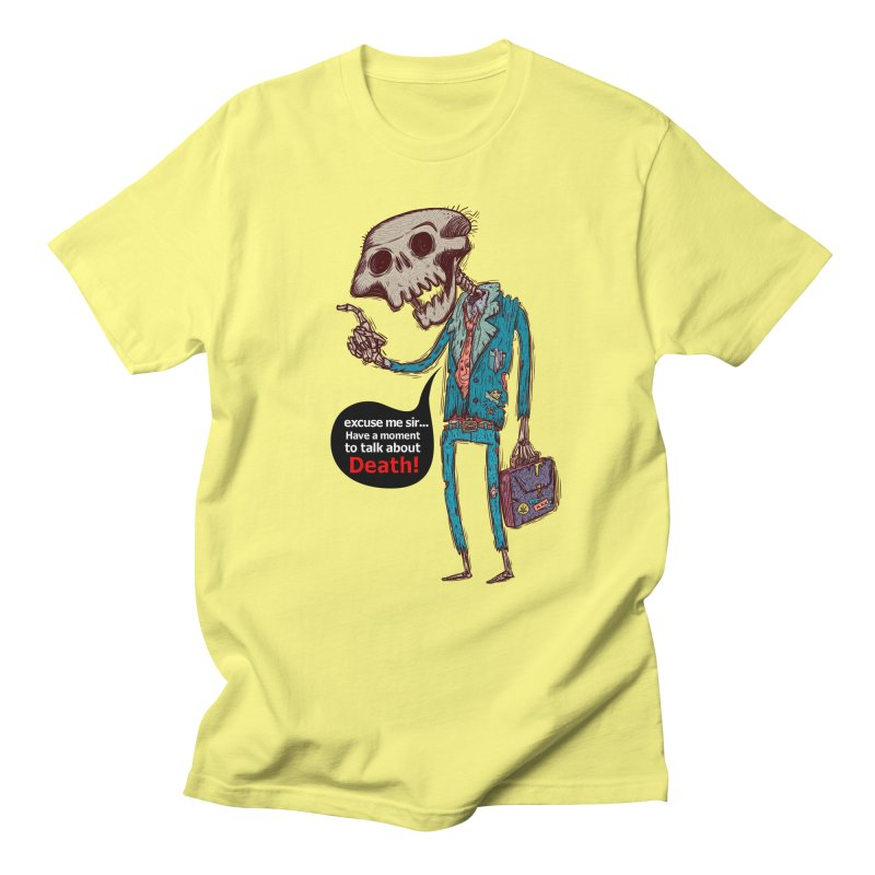 Death Religion Women's Unisex T-Shirt by creativosindueno's Artist Shop