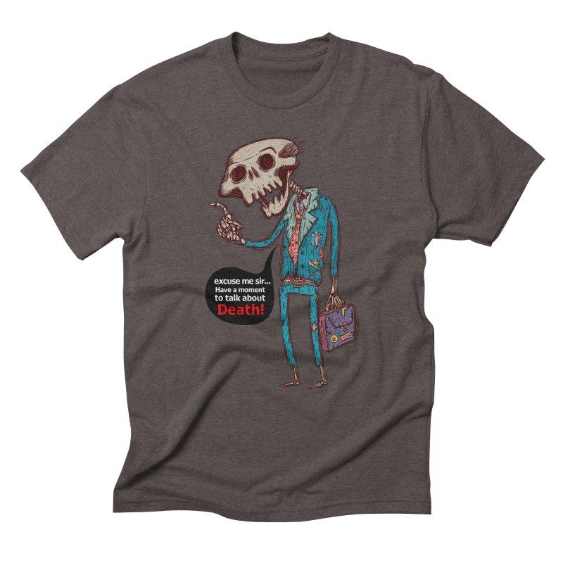Death Religion Men's Triblend T-shirt by creativosindueno's Artist Shop