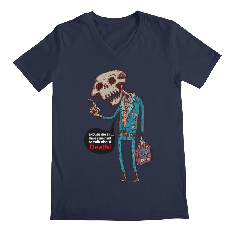 Death Religion Men's V-Neck by creativosindueno's Artist Shop