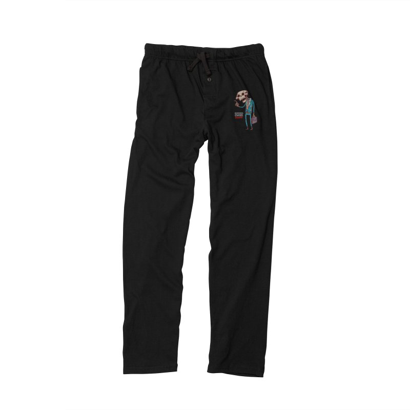 Death Religion Men's Lounge Pants by creativosindueno's Artist Shop