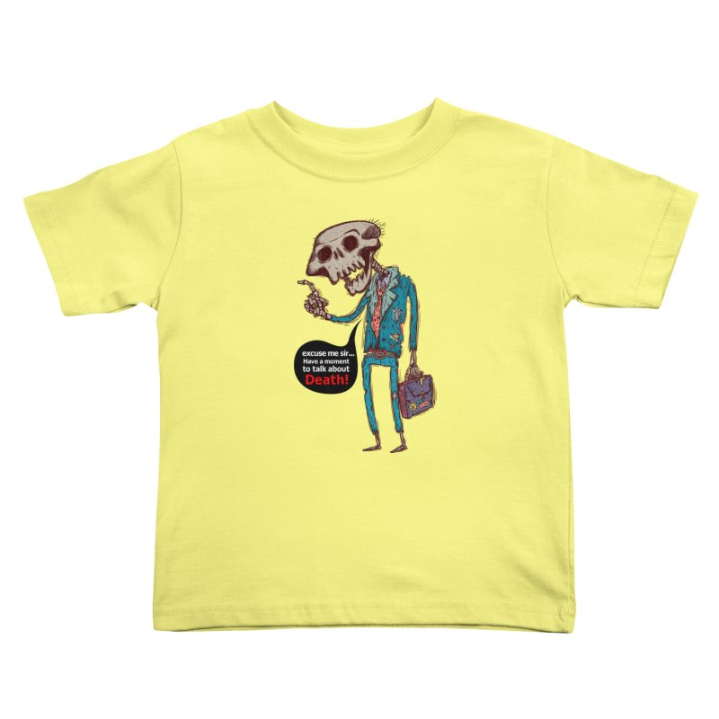 Death Religion Kids Toddler T-Shirt by creativosindueno's Artist Shop
