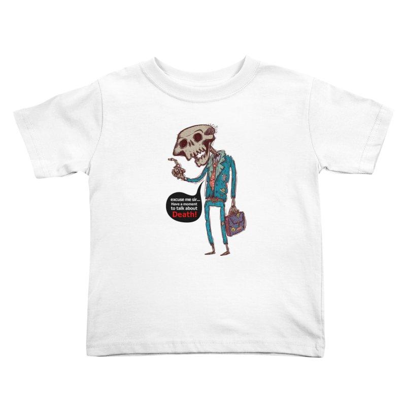 Death Religion Kids Toddler T-Shirt by creativosindueno's Artist Shop