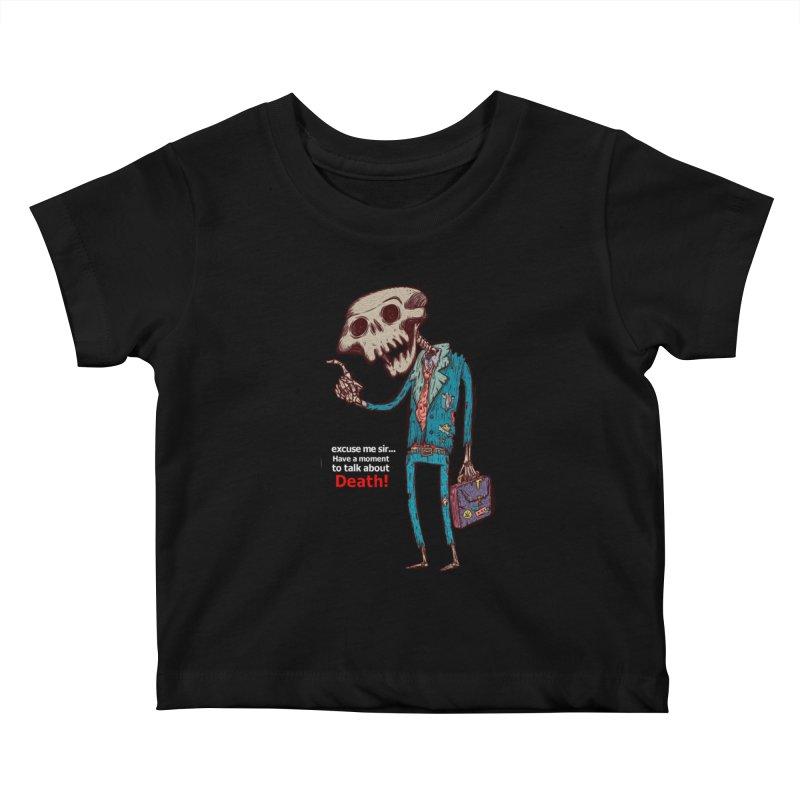 Death Religion Kids Baby T-Shirt by creativosindueno's Artist Shop