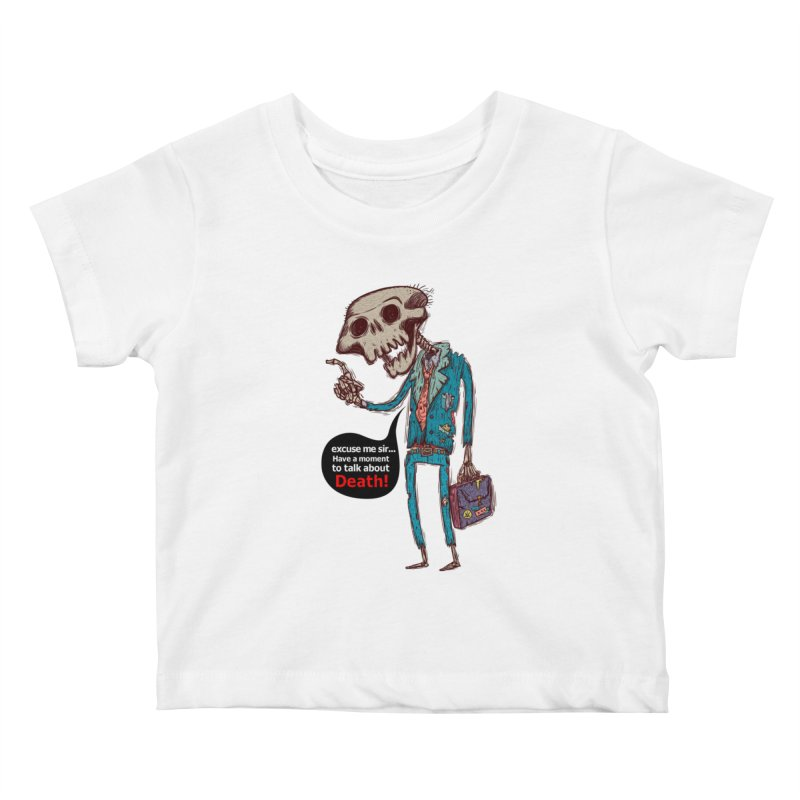 Death Religion Kids Baby T-Shirt by creativosindueno's Artist Shop
