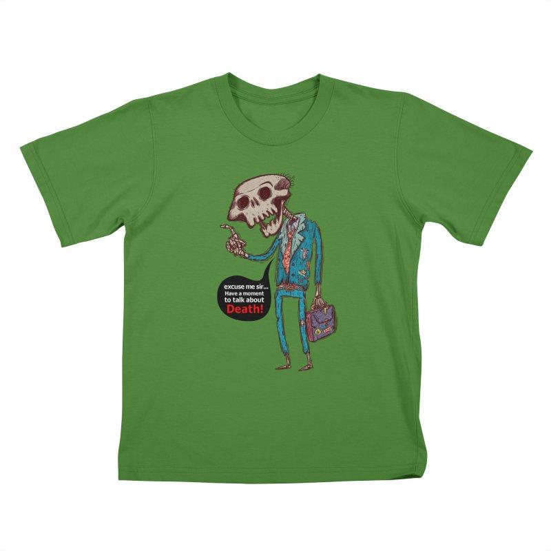 Death Religion Kids T-shirt by creativosindueno's Artist Shop